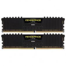 Комплект памяти DDR4 DIMM 16Gb (2x8Gb), 2666MHz, CL16, 1.2V Corsair Vengeance LPX (CMK16GX4M2Z2666C16)