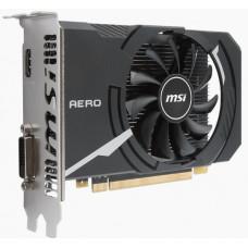 Видеокарта MSI GeForce GT 1030, 2Gb DDR5, 64bit, PCI-E, DVI, HDMI, Retail (GT 1030 AERO ITX 2G OC)