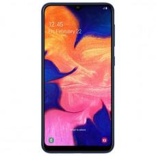 """Смартфон Samsung Galaxy A10 6.2"""", 1520x720 TN, Exynos 7884B, 2Gb RAM, 32Gb, 3G/LTE, WiFi, BT, 2x Cam, 2-Sim, 3400mAh, Android 9.0, синий (SM-A105FZBGSER)"""