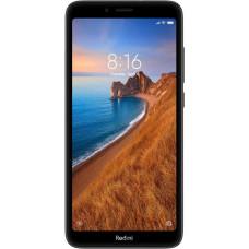 "Смартфон Xiaomi Redmi 7A 2/32GB 5.45"", 1440x720 IPS, Qualcomm Snapdragon 439, 2Gb RAM, 32Gb, 3G/LTE, WiFi, BT, 2x Cam, 2-Sim, 4000mAh, Android 9.0, черный"