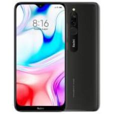 "Смартфон Xiaomi Redmi 8 4/64GB 6.22"", 1520x720 IPS, Qualcomm Snapdragon 439, 4Gb RAM, 64Gb, 3G/LTE, WiFi, BT, 2x Cam, 2-Sim, 5000mAh, USB Type-C, Android 9.0, черный"