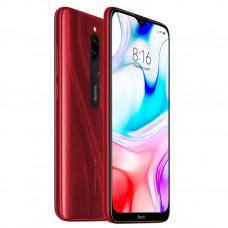 "Смартфон Xiaomi Redmi 8 4/64GB 6.22"", 1520x720 IPS, Qualcomm Snapdragon 439, 4Gb RAM, 64Gb, 3G/LTE, WiFi, BT, 2x Cam, 2-Sim, 5000mAh, USB Type-C, Android 9.0, красный"