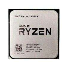 Процессор AMD Ryzen 3-1300X Summit Ridge 3500MHz 8Mb TDP-65W SocketAM4 OEM