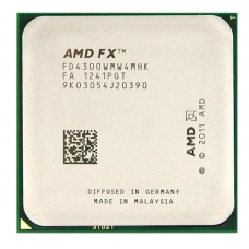 Процессор AMD FX-4300 Vishera 3800MHz 4Mb TDP-95W SocketAM3+ oem