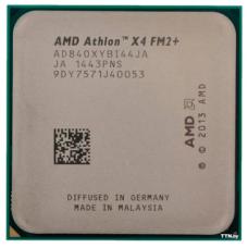 Процессор AMD Athlon X4-840 Kaveri 3100MHz TDP-65W SocketFM2+ oem