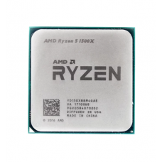 Процессор AMD Ryzen 5-1500X Summit Ridge 3500MHz 16Mb TDP-65W SocketAM4 OEM
