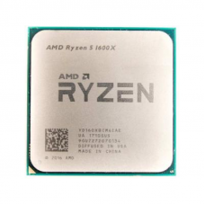 Процессор AMD Ryzen 5-1600X Summit Ridge 3600MHz 16Mb TDP-95W SocketAM4 oem