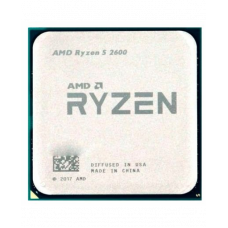 Процессор AMD Ryzen 5-2600 Pinnacle Ridge 3400MHz 16Mb TDP-65W SocketAM4 OEM