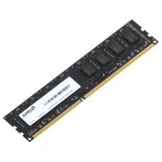 Память DDR3 DIMM 2Gb, 1333MHz, CL9, 1.5V AMD (R332G1339U1S-UO)