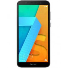 "Смартфон Honor 7S, 5.45"" 1440x720, MediaTek MT6739, 1Gb RAM, 16Gb, 3G/LTE, WiFi, BT, 1xCam, 2-Sim, 3020mAh, micro-USB, Android 8.1, черный"
