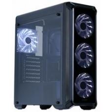 Корпус Zalman i3 Edge, ATX, Midi-Tower, USB 3.0, черный, Без БП