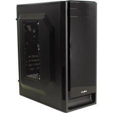 Корпус Zalman ZM-T2 Plus, mATX, MiniTower, USB 3.0, черный, без БП