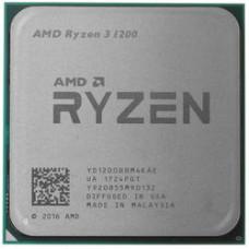 Процессор AMD Ryzen 3-1200 Summit Ridge, 4C/4T, 3100MHz 8Mb TDP-65W SocketAM4 BOX