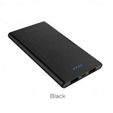 Портативный аккумулятор (PowerBank) Borofone, BT2B, 5000mAh, 2xUSB, 2.1A, черный