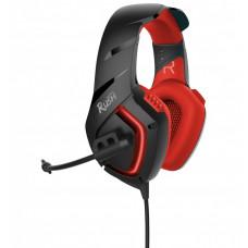 Гарнитура SmartBuy RUSH SKYTHE, черный/красный