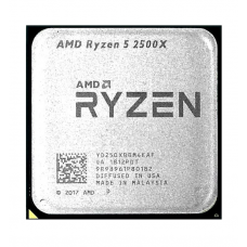 Процессор AMD Ryzen 5-2500X 3600MHz 8Mb TDP-65W SocketAM4 OEM