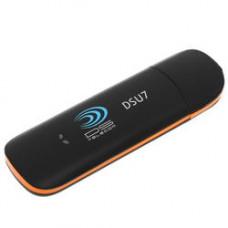 Модем 3G DS Telecom DSU7 USB черный