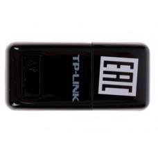 Адаптер Wi-Fi TP-LINK TL-WN823N, 802.11n, 2.4 ГГц, до 300 Мбит/с, 20 дБм, USB