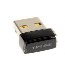 Адаптер Wi-Fi TP-LINK TL-WN725N, 802.11n, 2.4 ГГц, до 150 Мбит/с, 20 дБм, USB