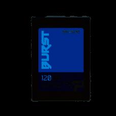"""Твердотельный накопитель (SSD) Patriot 120Gb BURST, 2.5"""", SATA3 (PBU120GS25SSDR)"""