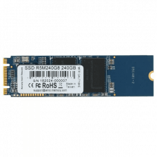 Твердотельный накопитель (SSD) AMD 240Gb Radeon R5, 2280, M2, (R5M240G8)