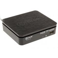 Цифровой ресивер D-Color DC921HD DVB-T2 черный