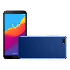 "Смартфон Honor 7S, 5.45"" 1440x720, MediaTek MT6739, 1Gb RAM, 16Gb, 3G/LTE, WiFi, BT, 1xCam, 2-Sim, 3020mAh, micro-USB, Android 8.1, синий"
