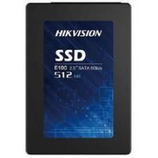 """Твердотельный накопитель (SSD) Hikvision 512Gb E100, 2.5"""", SATA3"""