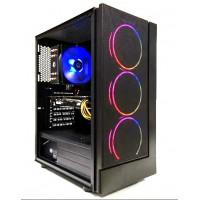 Системный блок Cifrovoy GameOn++ v2 AMD Ryzen 5 1600 (6C/12T) / 16Gb / SSD 240GB + HDD 1Tb / RX 5500 XT - 4Gb / 500W / RGB