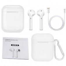 Беспроводные Bluetooth-наушники i9S TWS белые