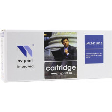 Картридж лазерный NV Print NV-MLTD101S (MLT-D101S), черный, 1500 страниц, совместимый, для Samsung ML-2160 / 2165 / 2167 / 2168, ML-2165W / 2168W, SCX-3400 / 3405 / 3407, SCX-3405W, SCX-3400F / 3405F, SCX-3405FW