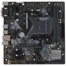 Материнская плата ASUS PRIME B450M-K, SocketAM4, AMD B450, 2xDDR4, PCI-Ex16, 4SATA3, 7.1-ch, GLAN, 8USB 3.1, VGA, DVI, mATX, Retail