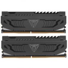 Комплект памяти DDR4 DIMM 16Gb (2x8Gb), 3000MHz, CL16, 1.35V Patriot Memory Viper Steel (PVS416G300C6K)