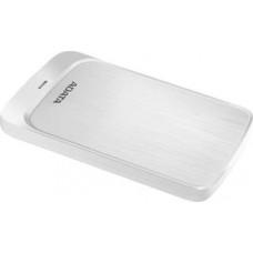 """Внешний жесткий диск ADATA 1Tb HV320, 2.5"""", USB 3.1, белый"""