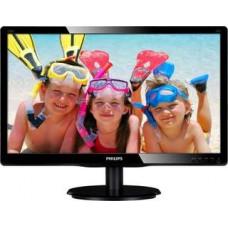 """Монитор 21.5"""" Philips 223V5LSB2 TN, 1920x1080 (16:9), 200cd/m2, 5ms, VGA, черный"""
