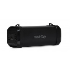 Портативная акустика Smartbuy SATELLITE, 4W, BT, FM/USB/microSD черный-серый