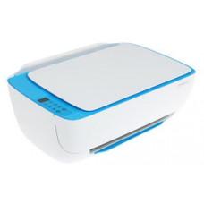 МФУ струйный HP DeskJet 3639, A4, цветной, 20стр/мин (A4 ч/б), 16стр/мин (A4 цв.), 1200x1200dpi, Wi-Fi, USB