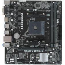 Материнская плата ASUS PRIME A320M-R-SI, SocketAM4, AMD A320, 2xDDR4, PCI-Ex16, 4SATA3, 7.1-ch, GLAN, 6USB 3.1, VGA, HDMI, mATX, Retail