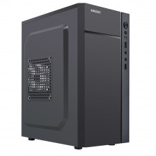 Корпус Ginzzu B220, mATX, Mini-Tower, USB 2.0, черный
