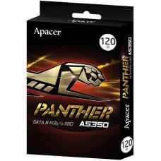 """Твердотельный накопитель (SSD) Apacer 120Gb AS340 Panther, 2.5"""", SATA3"""
