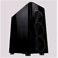 Системный блок Cifrovoy GameOn++ Intel i3 10100F / 8Gb DDR4 / SSD 480GB / NVIDIA GTX1650 - 4Gb DDR6 / 500W / RGB
