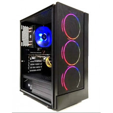 Системный блок Cifrovoy GameOn++ v2 AMD Ryzen 7 Pro 1700 - 3.0Ghz / 16Gb / SSD 256GB + HDD 1Tb / GTX 1050TI - 4Gb / 500W / RGB