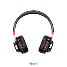 Беспроводные накладные наушники BO8 Love Song, black