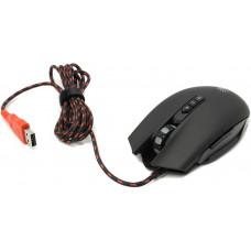 Мышь A4Tech Bloody Q80, 3200dpi, оптическая светодиодная, USB, черный (482452)
