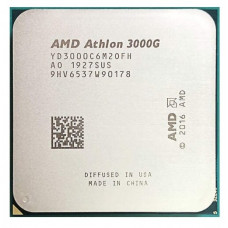 Процессор AMD Athlon-3000G Raven Ridge, 2C/4T, 3500MHz 4Mb TDP-35W SocketAM4 OEM