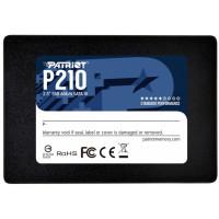 """Твердотельный накопитель (SSD) Patriot 128Gb P210, 2.5"""", SATA3 (P210S128G25)"""