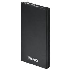 Портативный аккумулятор (PowerBank) Buro RA-12000-AL, 12000mAh, 2xUSB, 2.1A