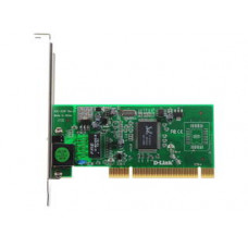 Сетевая карта D-link DGE-528T, 1xRJ-45, 1 Гбит/с, PCI, bulk