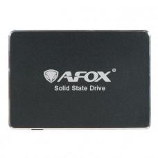 """Твердотельный накопитель (SSD) AFOX 120Gb SD250, 2.5"""", SATA3, черный (AFSN5G3BW120G)"""