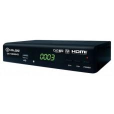 Цифровой ресивер D-Color DC1002HD DVB-T2